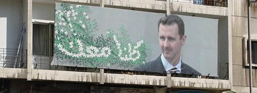The instrumental use of terrorism: The case of the Syrian regime