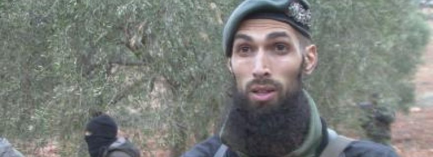 Media report on a former Dutch soldier training jihadists within Syria