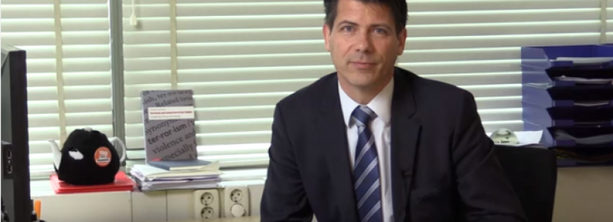 Video blog: Developments in the field of (counter)terrorism